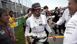 Fernando Alonso ya piensa en su futuro en la Fórmula 1