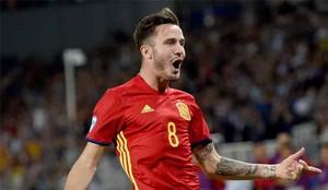 Saúl Ñíguez triunfa en la selección Sub 21