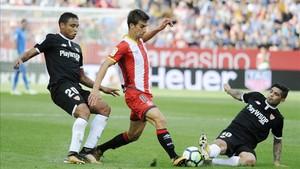 Muniesa confía en la reacción del Girona