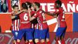 Atletico 1-0 Rayo: Super sub Griezmann keeps pressure on Bar�a