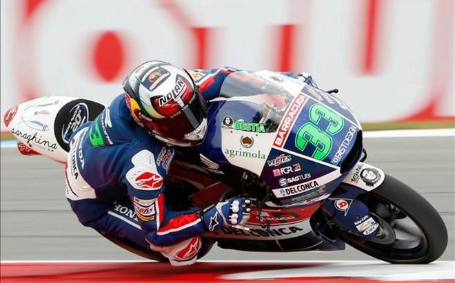 Bastianini, pole en MotorLand