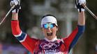 Bjoergen consiguió otro oro en Sochi