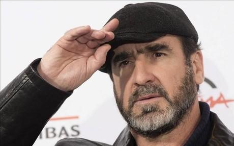 Cantona, exjugador de la selecci�n francesa.