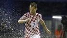 Ivan Rakitic, en una imagen con la camiseta de Croacia