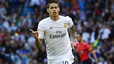 James Rodriguez not playing is a problem, admits Zidane