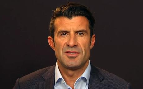 Figo ha anunciado que se presenta a las elecciones para presidir la FIFA