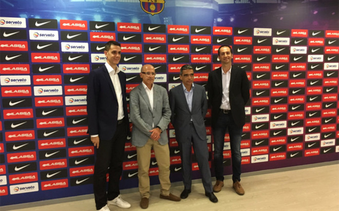 Los pilares del nuevo modelo del Barça Lassa