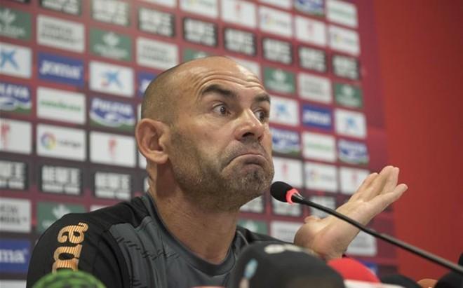 Paco J�mez dej� de ser entrenador del Granada