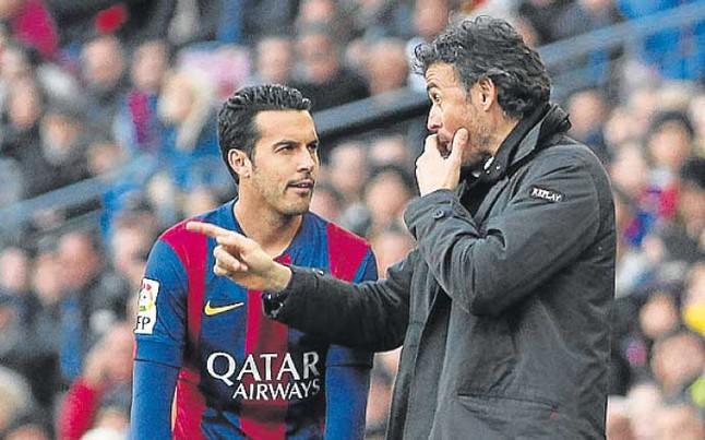 Pedro se resigna y dir� 's�' al Chelsea