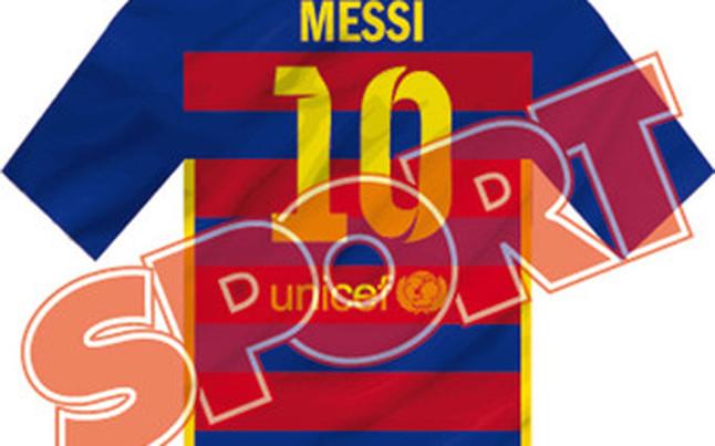 Berita Liga Spanyol  - Ini Dia Seragam Baru Barcelona Musim Depan!
