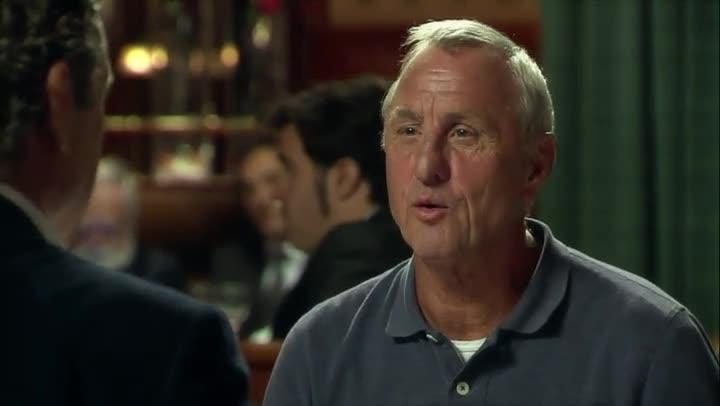 Valdano explica una an�cdota con Johan Cruyff