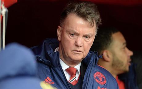 Van Gaal se mostr� pesimista sobre las aspiraciones deportivas del United