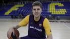 Vezenkov seguir�a en el Barcelona pese a presentarse al draft