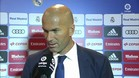 Zidane suelta el veredicto final sobre James