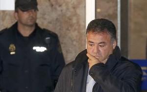 Ballester, ex director de deportes balear, en el tribunal de Palma