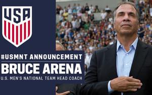 La Federación de Estados Unidos anunció el nombramiento de Arena