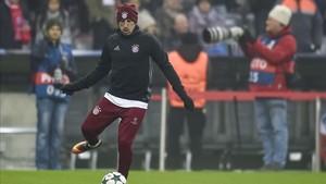 Ribéry no jugará en otro club europeo después del Bayern Múnich