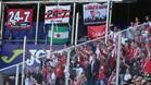 Los aficionados radicales del Sevilla insultaron a Sergio Ramos