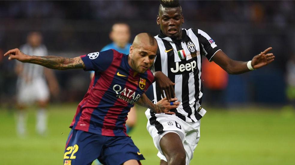 Así fue la final Juventus - FC Barcelona (1-3)