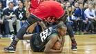 Middleton lideró el ataque ganador de los Bucks