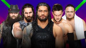 Los cinco participantes de WWE Extreme Rules