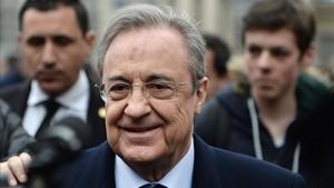 Florentino Pérez tendrá que declarar como testigo