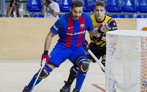 Edu Lamas no seguirá en el FC Barcelona Lassa la próxima temporada