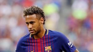 Neymar, titular