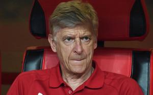 Wenger, en plena pretemporada con el Arsenal