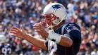 Tom Brady es el quarterback de los Patriots