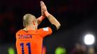 Arjen Robben deja la selección