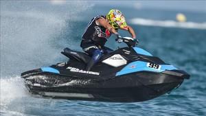 El catalán Jordi Tomàs, finalizó segundo en la clase Spark