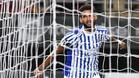 Willian José celebró cuatro goles