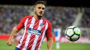 El Atlético de Madrid ha confirmado la lesión de Koke