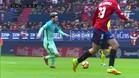 La acción deportiva de Leo Messi - Resumen Osasuna - FC Barcelona