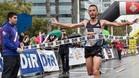 Carles Castillejo cruza en primer lugar por l�nea de meta