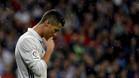Cristiano Ronaldo ya no desborda a los rivales