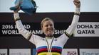 La danesa Dideriksen, campeona del mundo en Catar