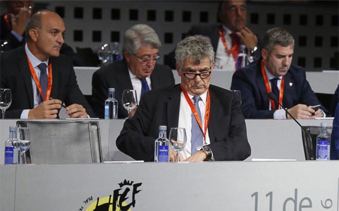 La FIFA sanciona a la Federaci�n Espa�ola que preside �ngel Villar