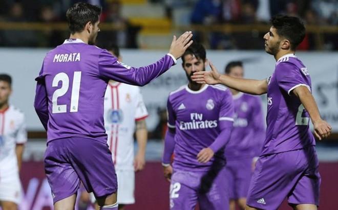 El gol ha cambiado de due�o en el Real Madrid
