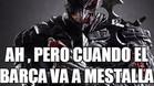 Los memes del Valencia - FC Barcelona