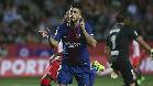Vea la perfecta definición de Luis Suárez en el tercer gol