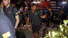 'Barça Mania' en NY mirando a Neymar