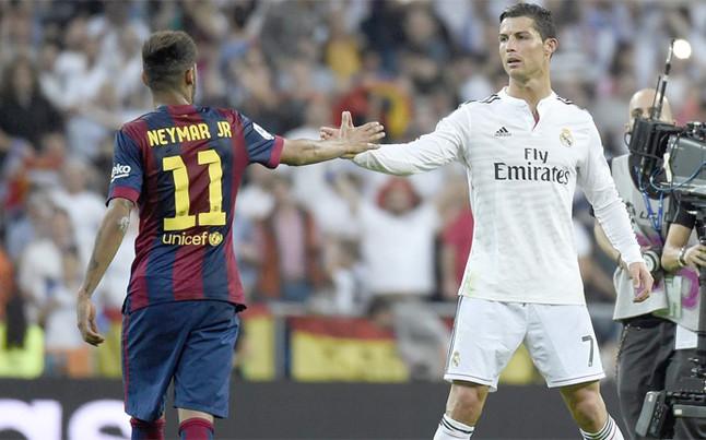 """""""El 80% del madridismo cambiar�a a Cristiano Ronaldo por Neymar"""""""