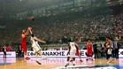 Spanoulis decide la Liga griega con un triple 'in extremis'