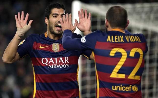 """Aleix Vidal: """"Con Messi y Su�rez alucinamos cada d�a"""""""