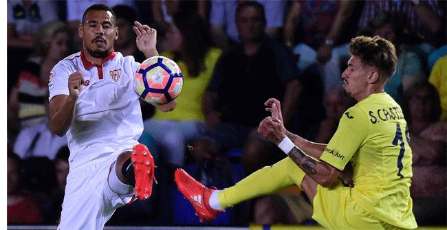 V�deo resumen Villarreal - Sevilla. Jornada 2 Liga Santander 2016-17