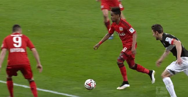 Wendell, pretendido por el Real Madrid, tambi�n est� en �rbita del Bar�a