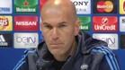 "Zidane: ""No pasar a la final ser� un fracaso"""