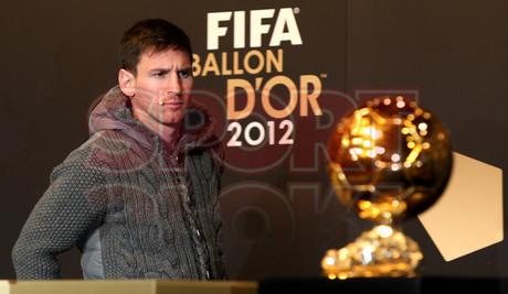 Así fue la rueda de prensa previa a la gala del Balón de Oro